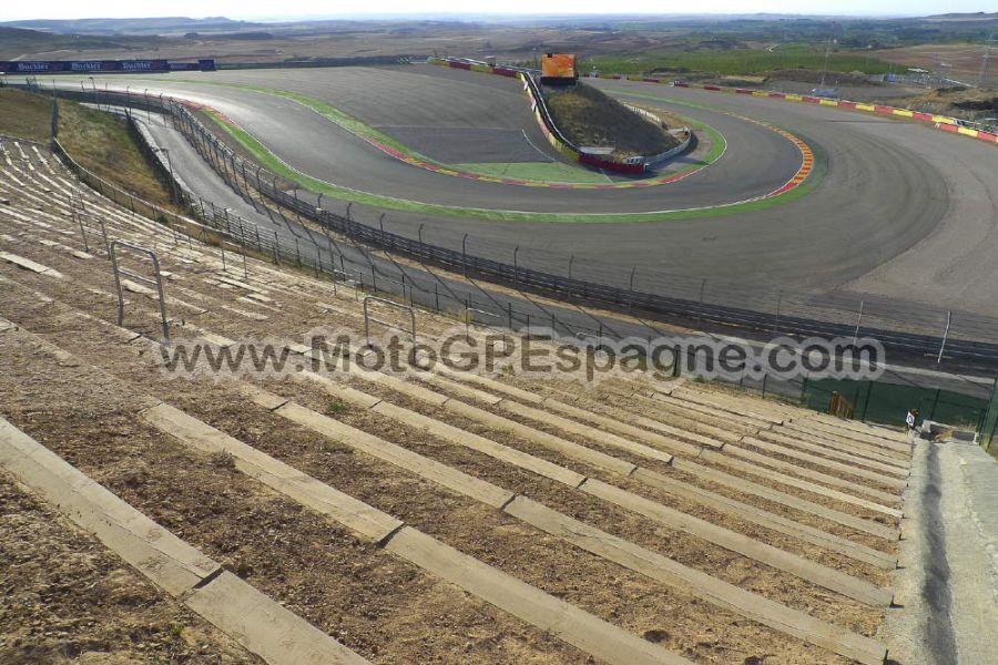 Circuito Alcañiz : Billets motogp aragon espagne